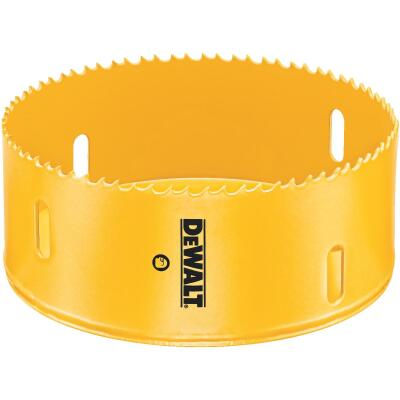 DeWalt 4 In. Bi-Metal Hole Saw