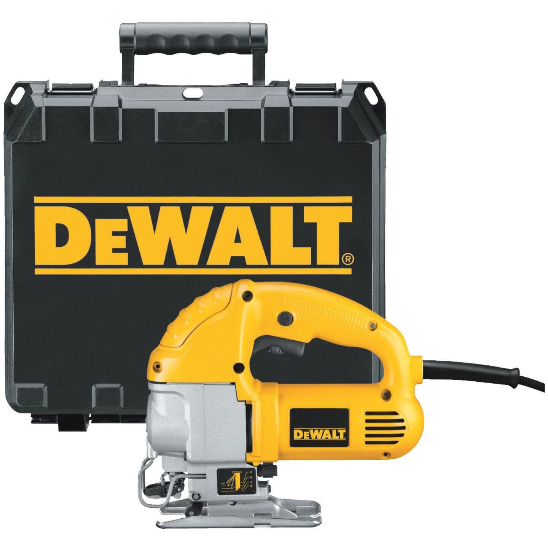 DeWalt 5.5A 4-Position 0 to 3100 SPM Jig Saw Image 10