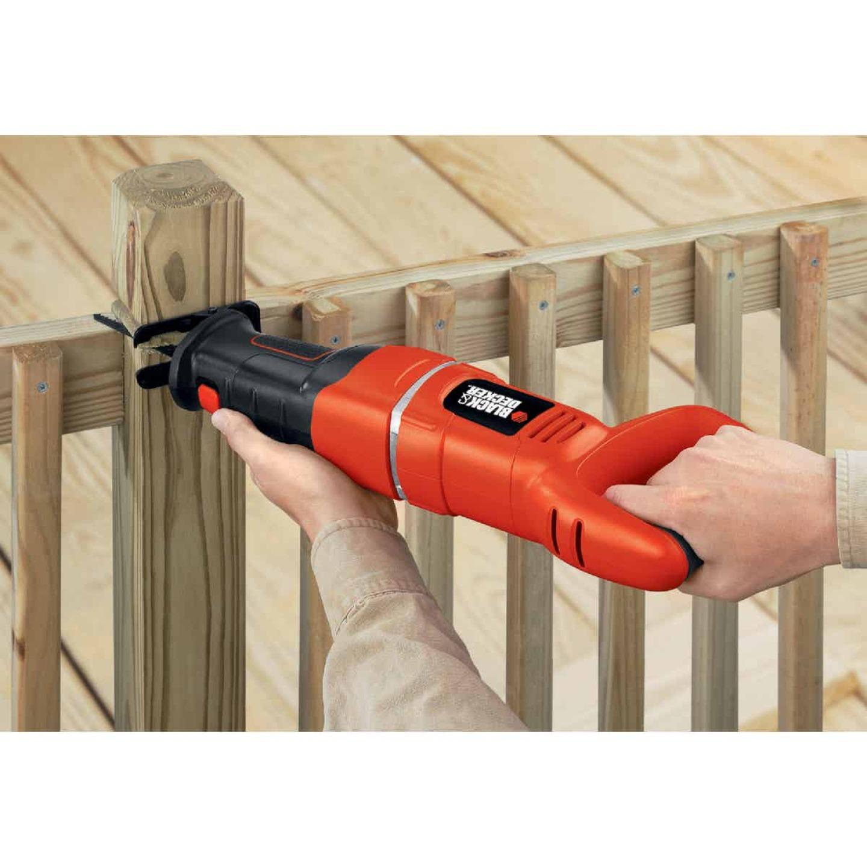 Black & Decker 8.5-Amp Reciprocating Saw Kit Image 4