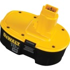 DeWalt 18 Volt XRP Nickel-Cadmium 2.4 Ah Tool Battery Image 2
