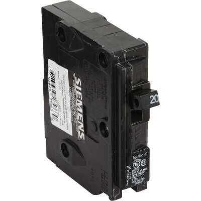Connecticut Electric 20A Single-Pole Standard Trip Packaged Replacement Circuit Breaker For Square D