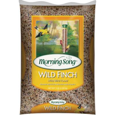 Morning Song 5 Lb. Finch Wild Bird Seed