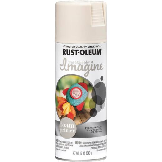Rust-Oleum 12 Oz. Imagine Craft & Hobby Foam Primer Spray